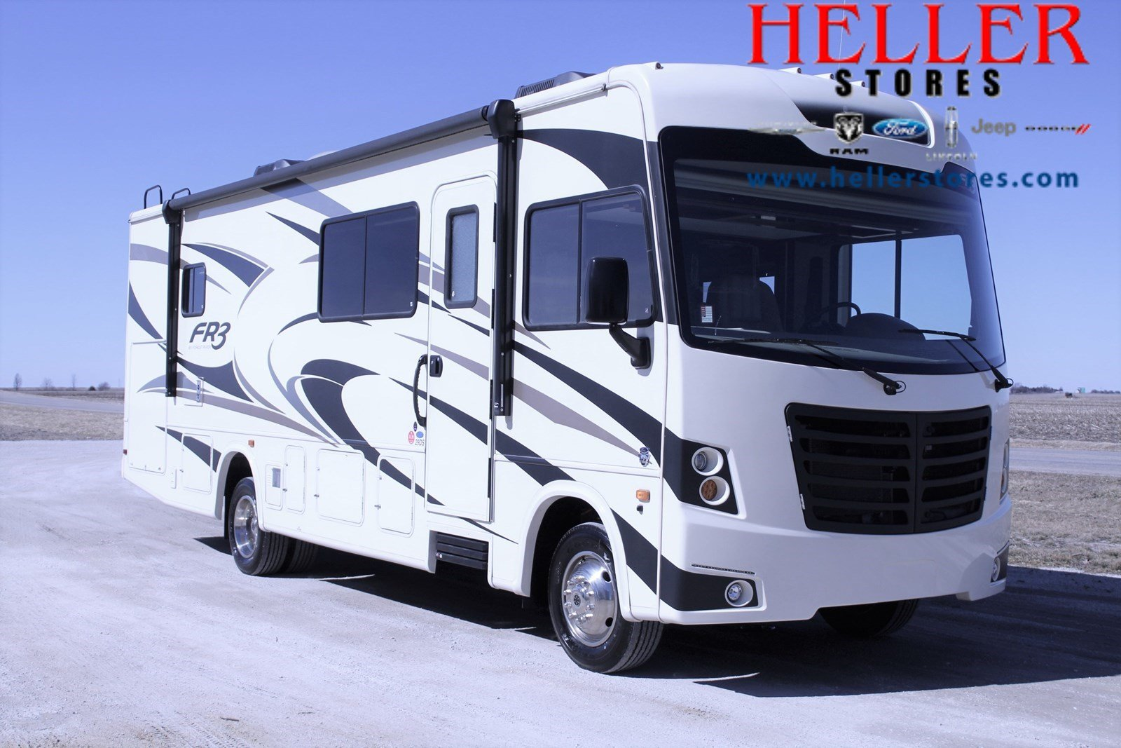 Pre-Owned 2018 Forest River F3 29DS