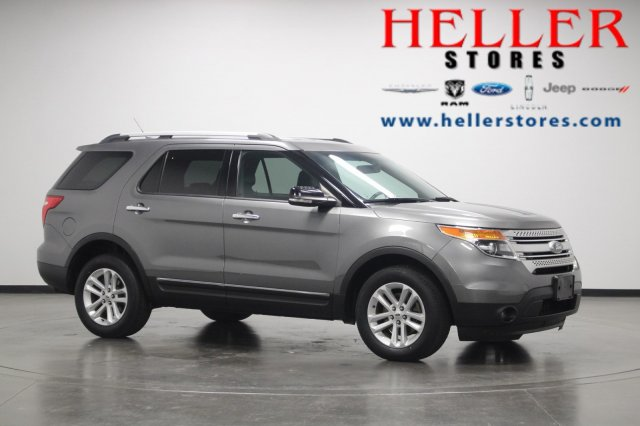 2013 Ford Explorer Xlt >> Pre Owned 2013 Ford Explorer Xlt 4wd Sport Utility