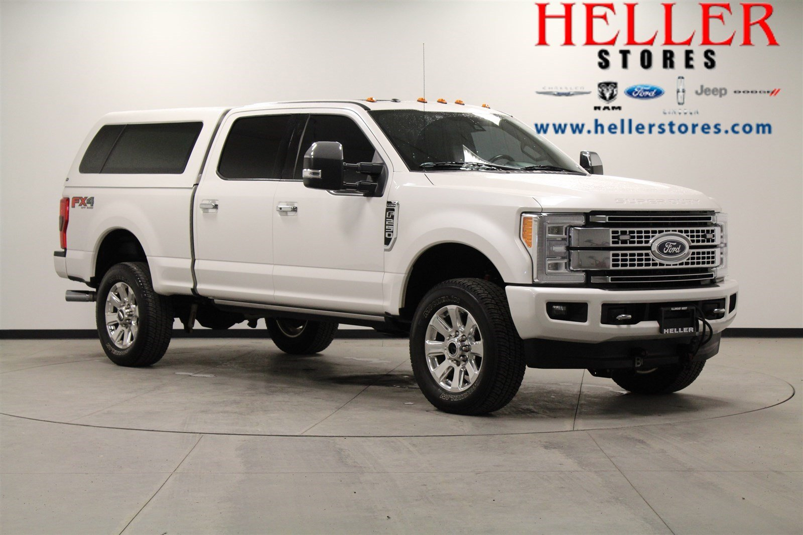 Pre Owned 2017 Ford F 250 Super Duty Platinum