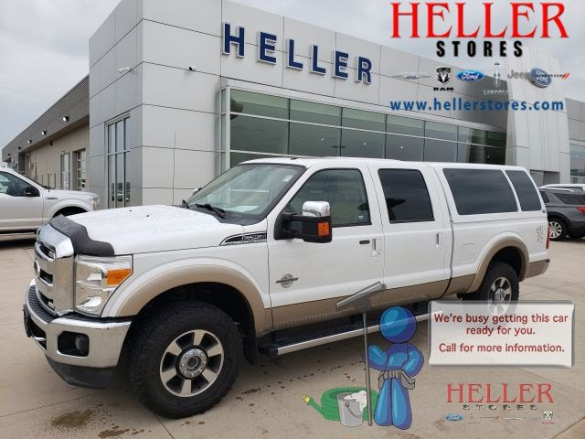 Pre-Owned 2011 Ford F-250 Super Duty Lariat
