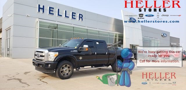 Pre-Owned 2016 Ford F-350 Super Duty Platinum