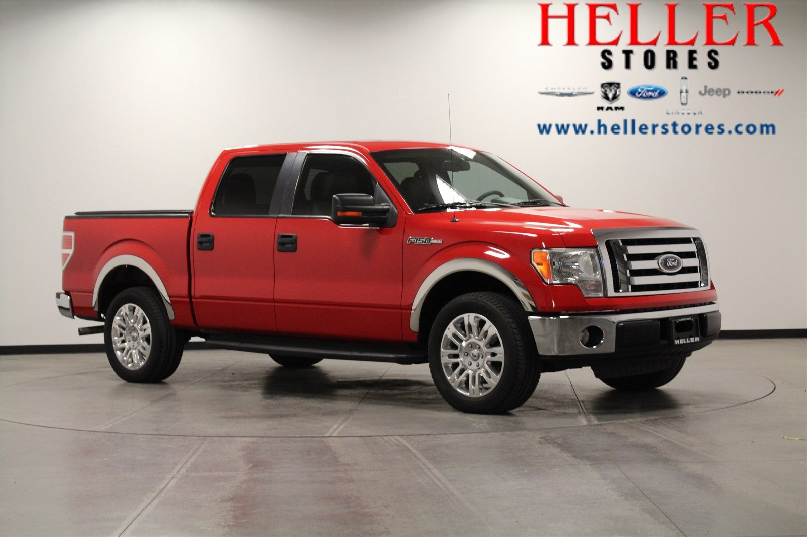 Pre Owned 2010 Ford F 150 Xlt Rwd Crew Cab Pickup