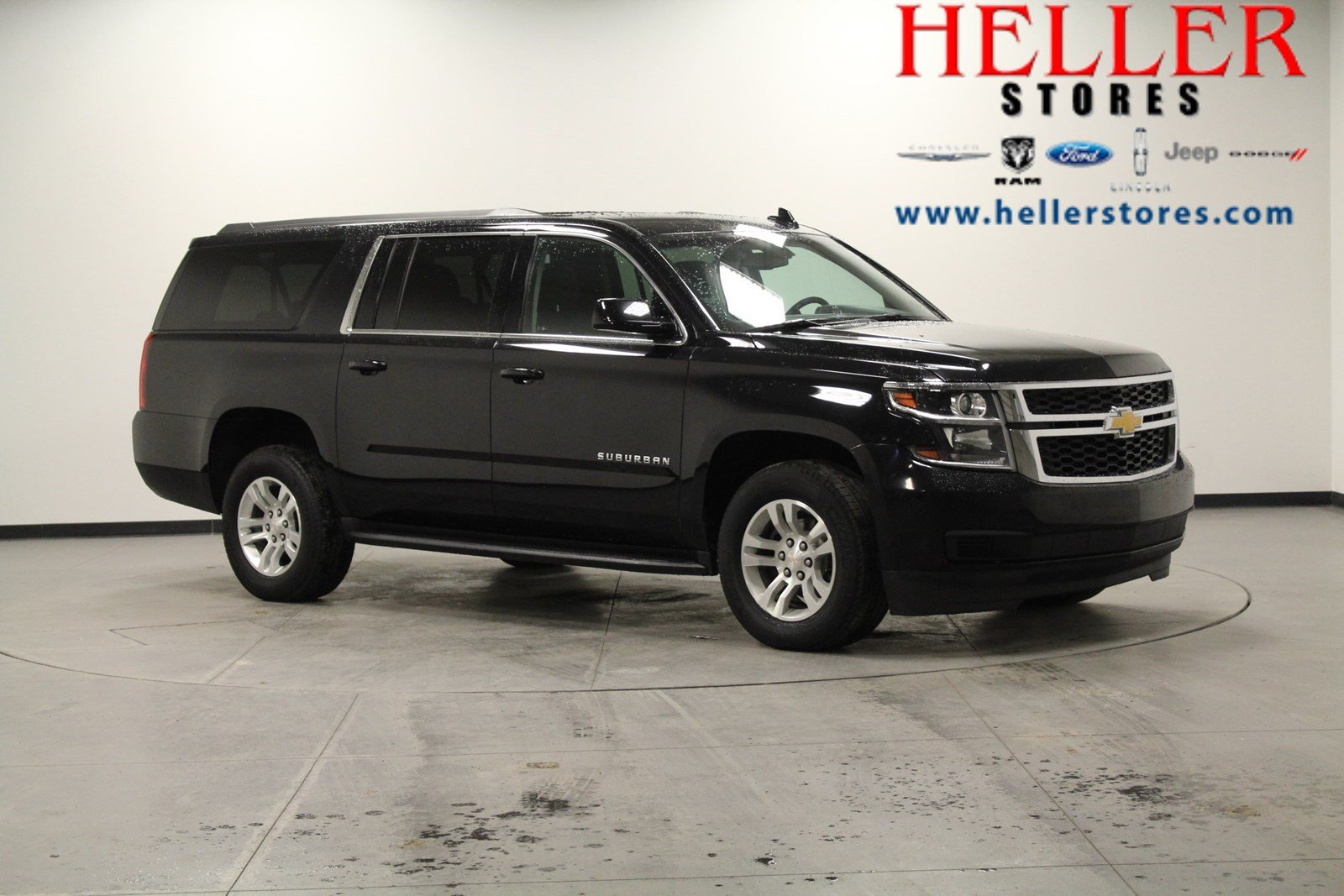 Pre-Owned 2019 Chevrolet Suburban LS