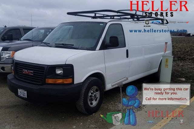 Pre-Owned 2009 GMC Savana 2500 Work Van