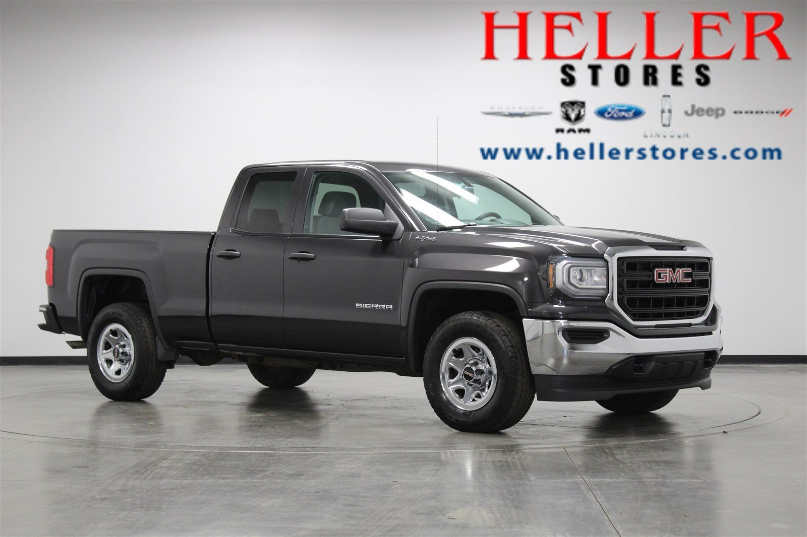 Pre Owned 2016 Gmc Sierra 1500 Base Extended Cab Pickup In Pontiac