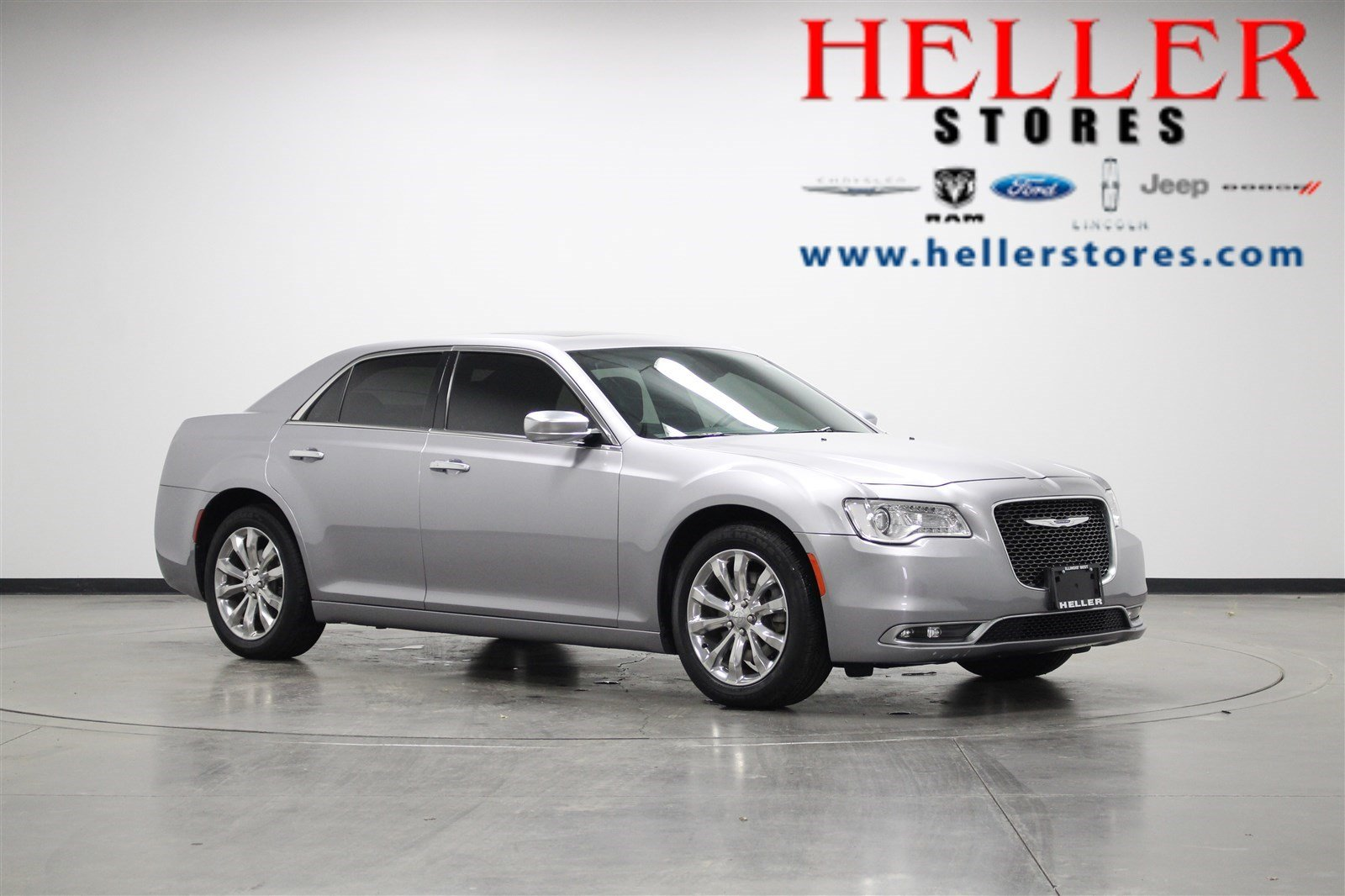 Pre-Owned 2015 Chrysler 300 300C Platinum