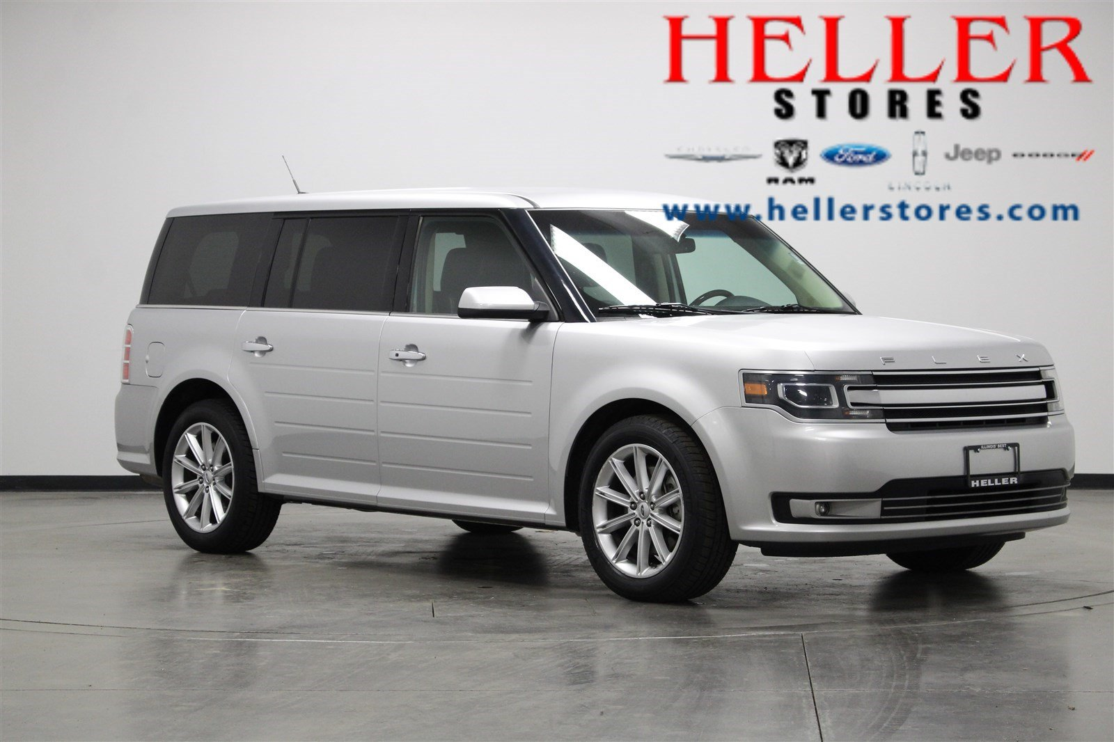 Pre Owned 2016 Ford Flex Limited