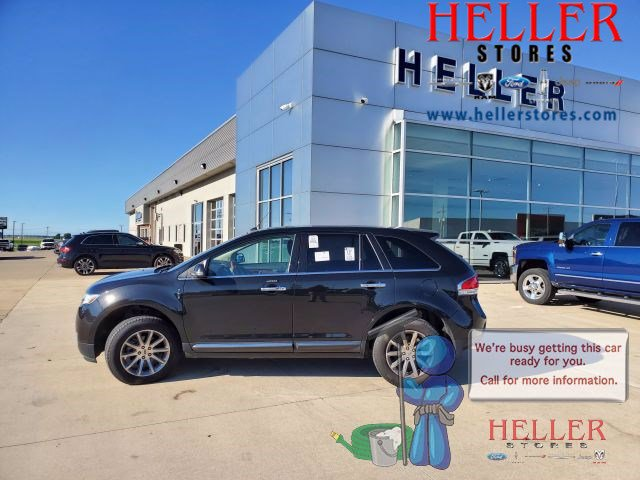 Pre-Owned 2014 Lincoln MKX Base