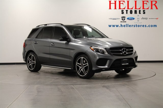 Pre-Owned 2017 Mercedes-Benz GLE GLE 43 AMG®Â