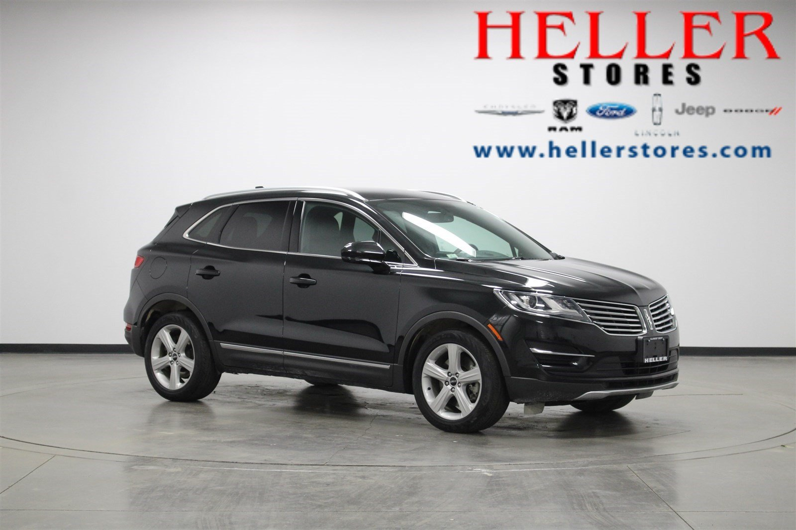 Pre-Owned 2015 Lincoln MKC Base