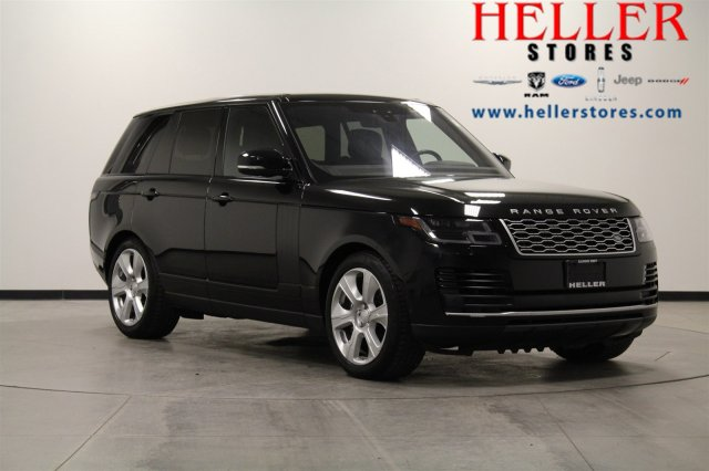 Pre-Owned 2018 Land Rover Range Rover 5.0L V8 Supercharged