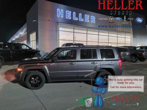 Pre-Owned 2015 Jeep Patriot Altitude
