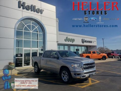 Pre-Owned 2020 Ram 1500 Big Horn