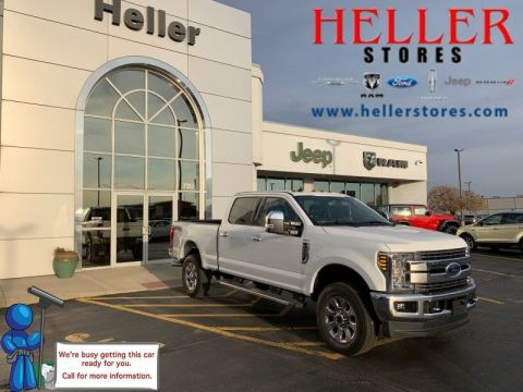 Pre-Owned 2019 Ford F-250 Super Duty LARIAT