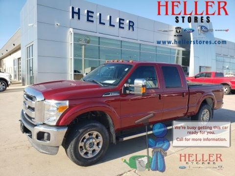 Pre-Owned 2013 Ford F-250 Super Duty Lariat