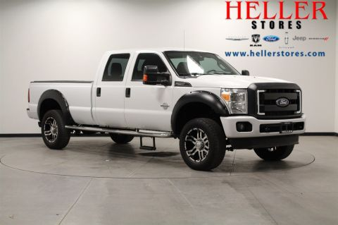 Pre-Owned 2013 Ford F-250 Super Duty XL