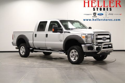 Pre-Owned 2016 Ford F-250 Super Duty XLT