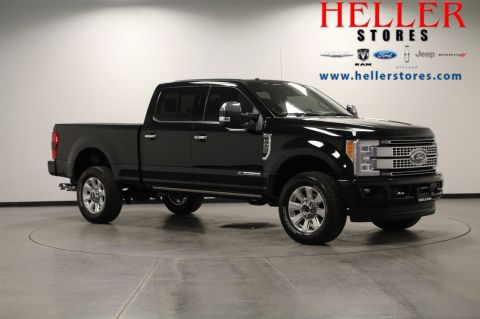 Pre-Owned 2018 Ford F-250 Super Duty Platinum