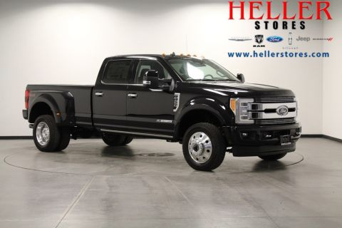 Pre-Owned 2019 Ford F-450 Super Duty Limited