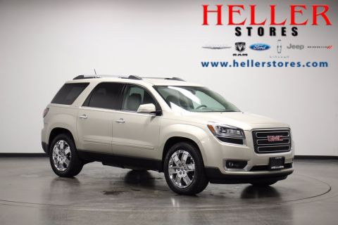 Pre-Owned 2017 GMC Acadia Limited