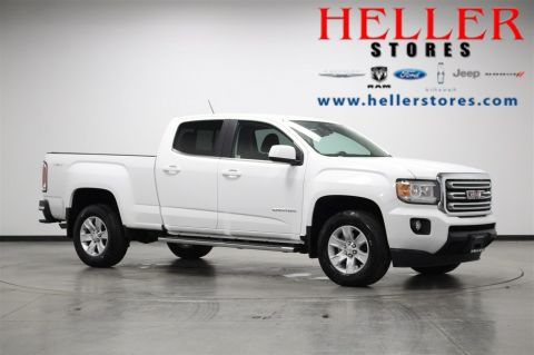 Pre-Owned 2016 GMC Canyon 4WD SLE