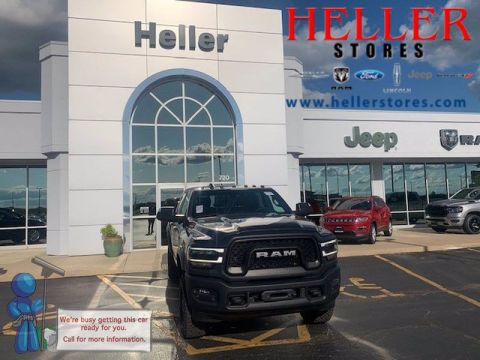 Pre-Owned 2020 Ram 2500 Power Wagon