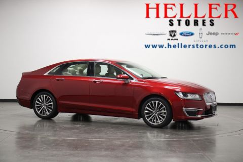 Pre-Owned 2019 Lincoln MKZ Reserve I