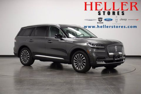 Pre-Owned 2020 Lincoln Aviator Reserve