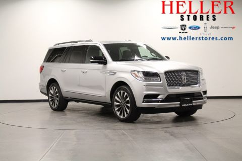 Pre-Owned 2019 Lincoln Navigator L Select