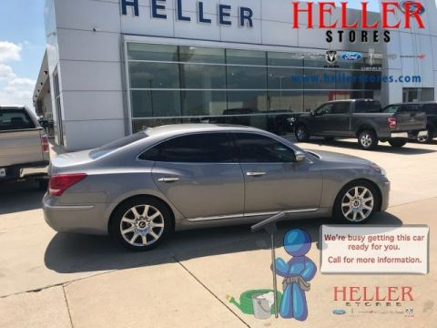 Pre-Owned 2011 Hyundai Equus Ultimate